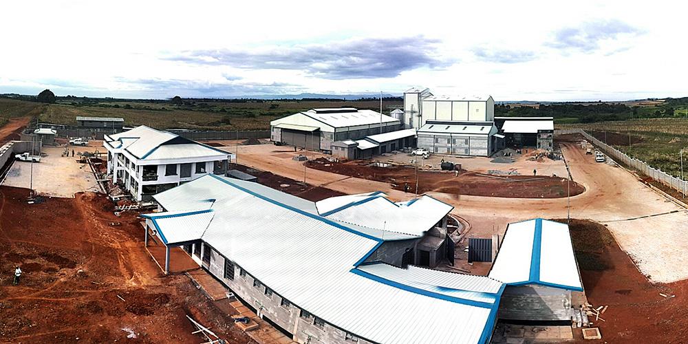 Jamii Milling Plant