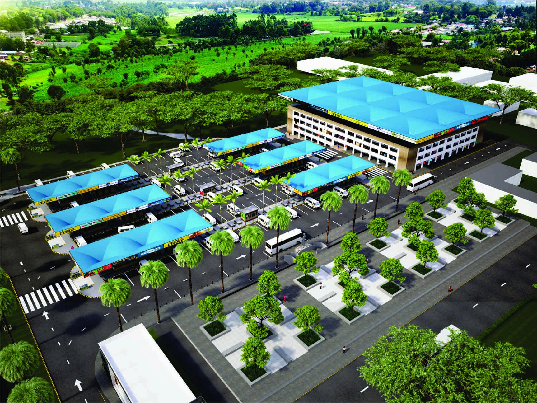 Multi-Complex Market - Kitale County Government